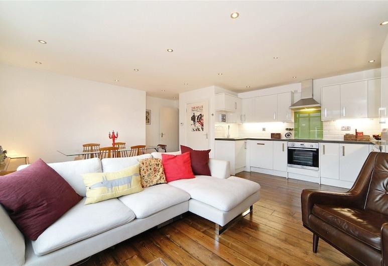 Brick Lane View Apartment, London
