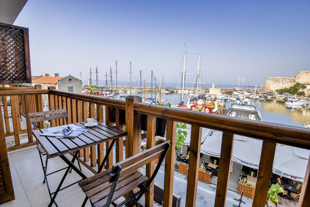 Exclusive Apart Daire - Balkon