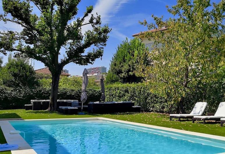 Villa Carla, Cagnes-sur-Mer, Venkovní bazén