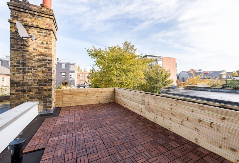 Alluring, Modern and Creative 2BR With Terrace, London, Terrasse/Patio