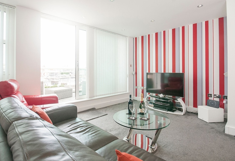 Luxury 1 bed Apartment Over Looking Cardiff Bay, Cardiff