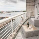 Lägenhet (1 Bedroom) - Balkong