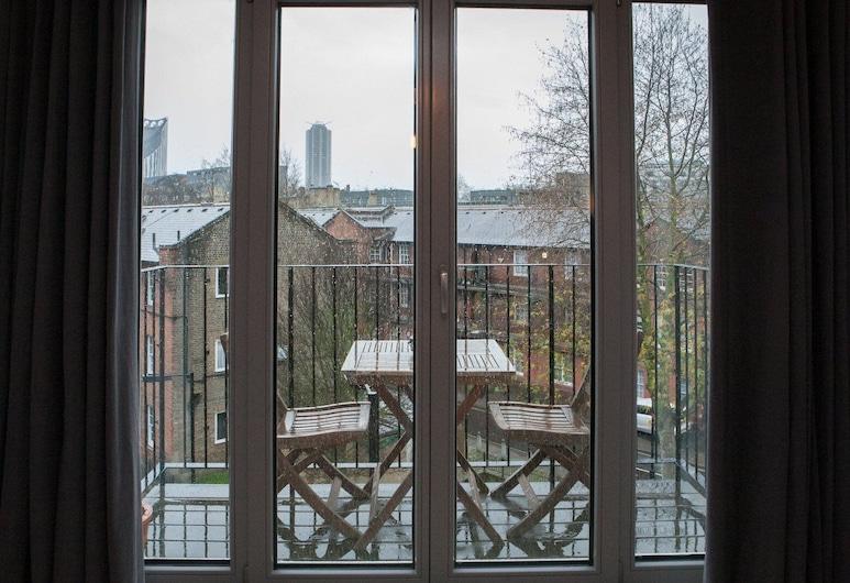 Modern, Cozy & Central 1BR Apartment in London, London, Leilighet (1 Bedroom), Balkong