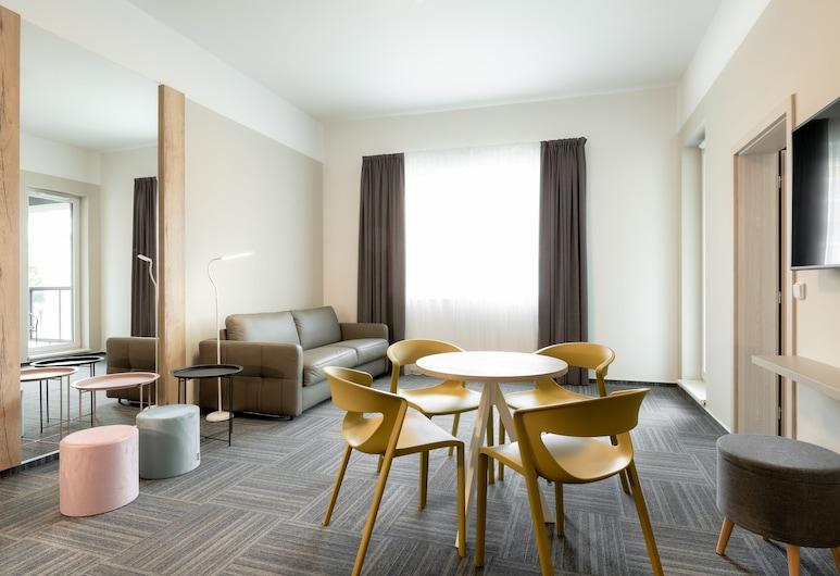SLADOVNA Apartments, Olomouc, Apartment, 1 Bedroom (4 People), Room