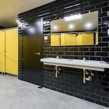 共用宿舍 (2 cápsulas dobles) - 共用浴室