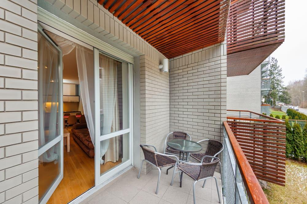 Apartment (9, Bałycka 11) - Balcony