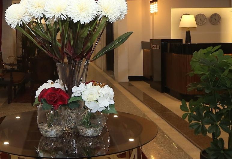 Hotel Name Samawer by Wynndham Amman Hotel, Amanas, Viešbučio fasadas