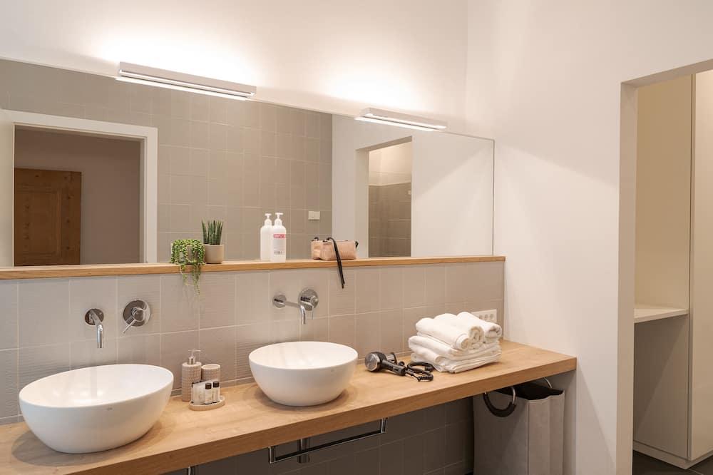 City-huoneisto - Kylpyhuoneen mukavuudet
