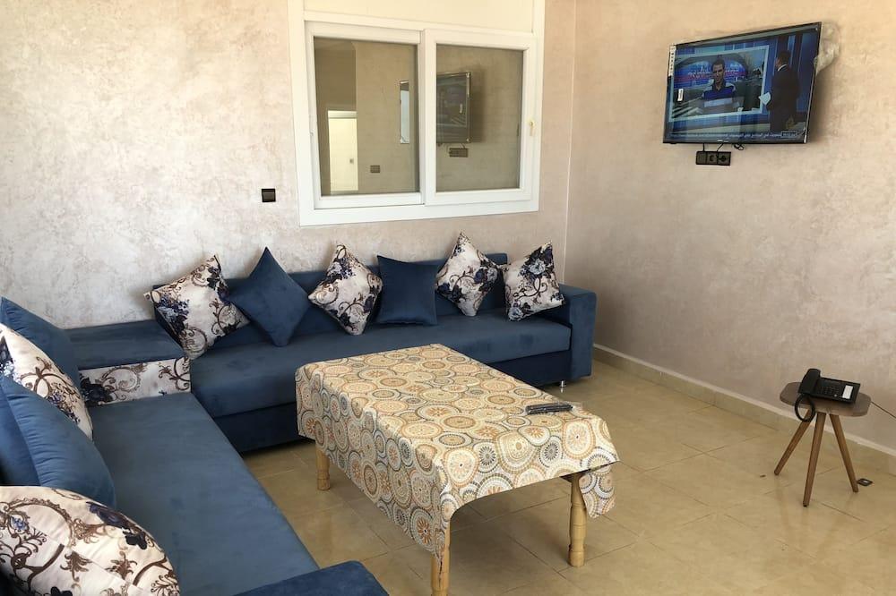 Comfort Διαμέρισμα - Περιοχή καθιστικού