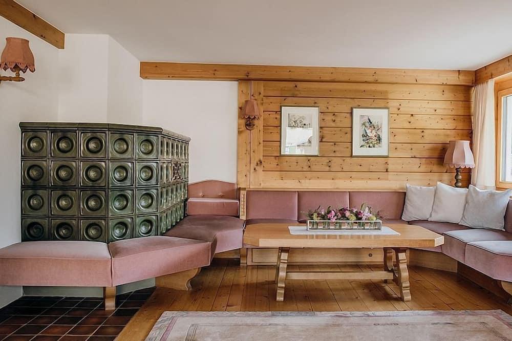 Apartment (2 Floors) - Living Area
