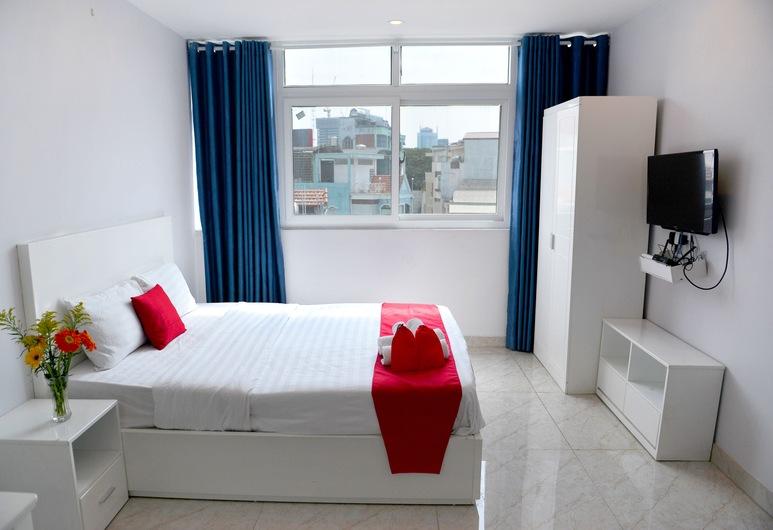 King Apartment, Ho Chi Minh City, Pokój dwuosobowy typu Deluxe, Pokój