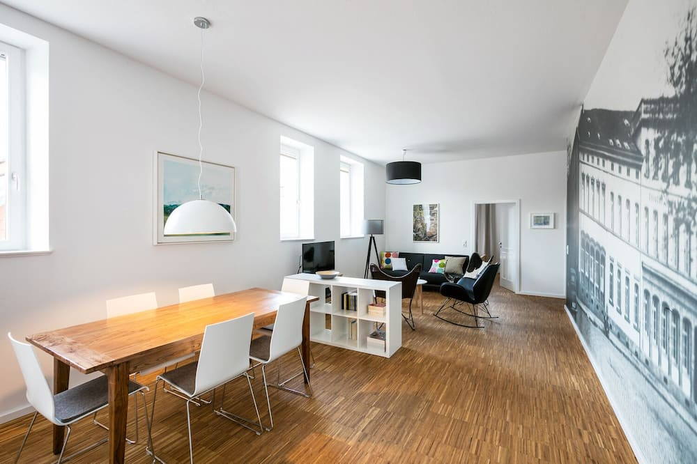 Apartemen Keluarga (Kontor West) - Area Keluarga