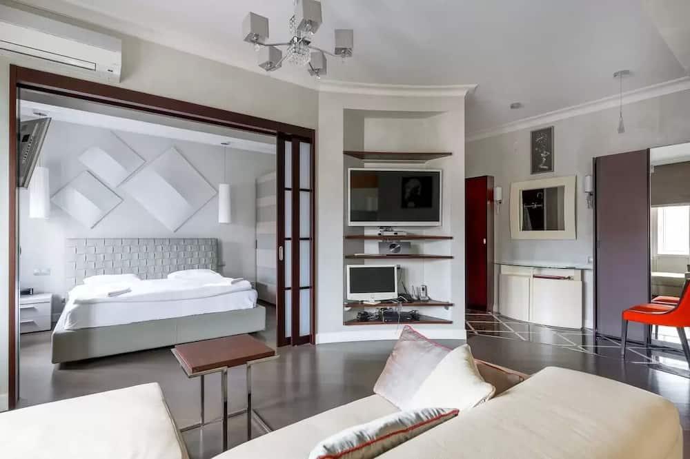 Dzīvokļnumurs, viena guļamistaba - Numurs