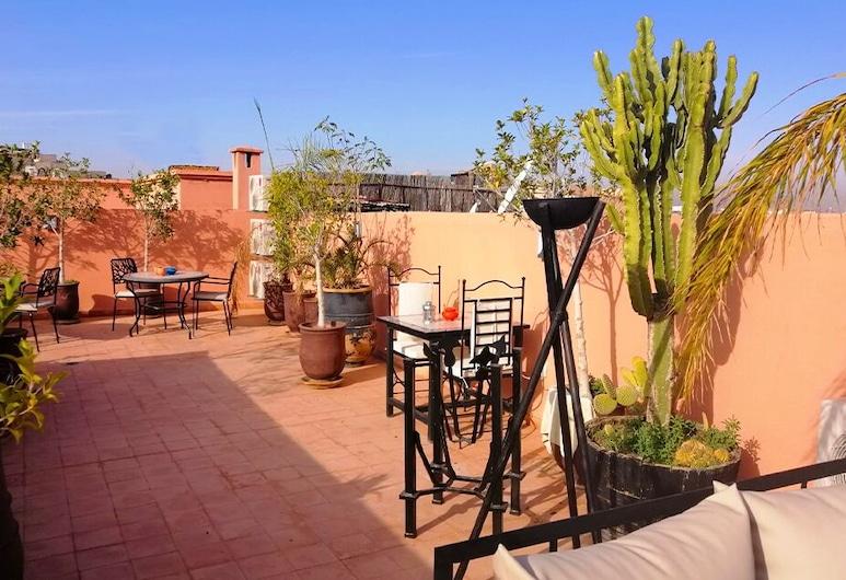 Riad Le Voile D'Orient, Marrakech, Terrace/Patio
