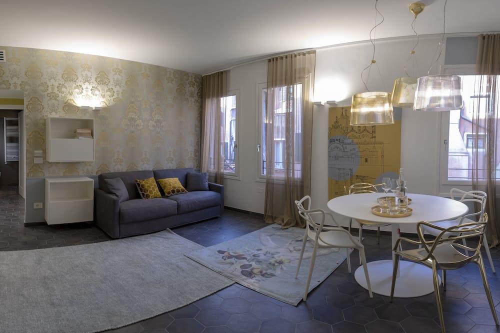 Lägenhet Design (Sandolo) - Vardagsrum