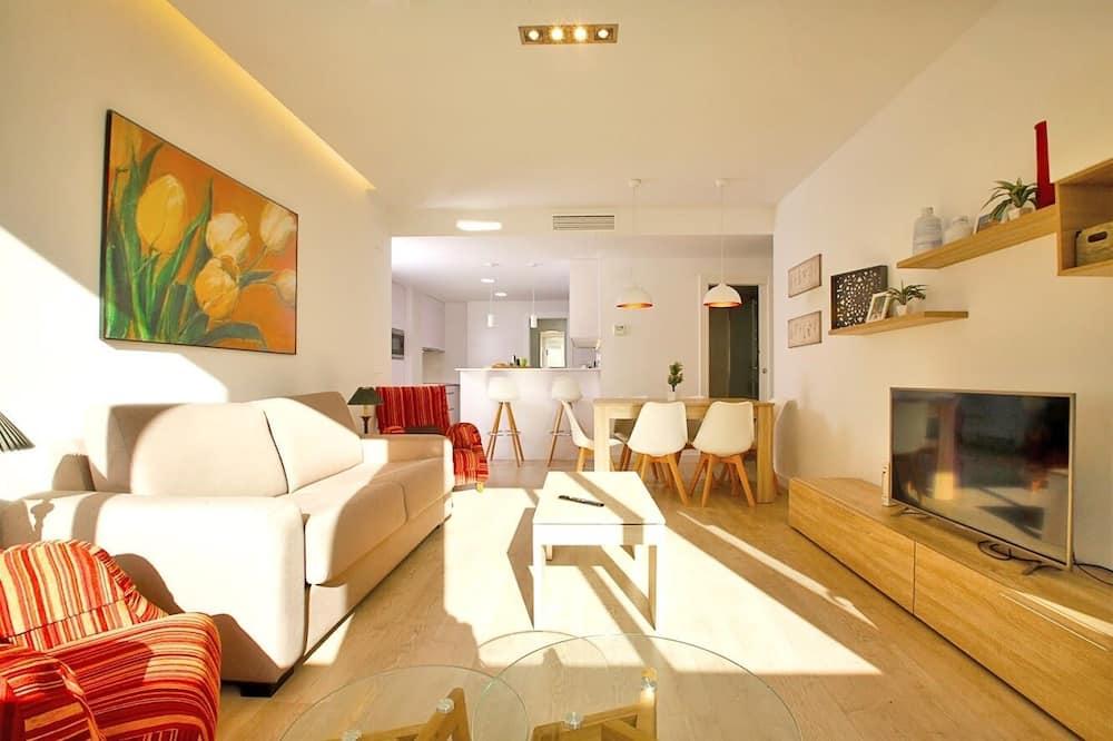 Διαμέρισμα, 3 Υπνοδωμάτια, Μη Καπνιστών - Περιοχή καθιστικού