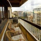 Departamento, 4 habitaciones, para no fumadores - Balcón