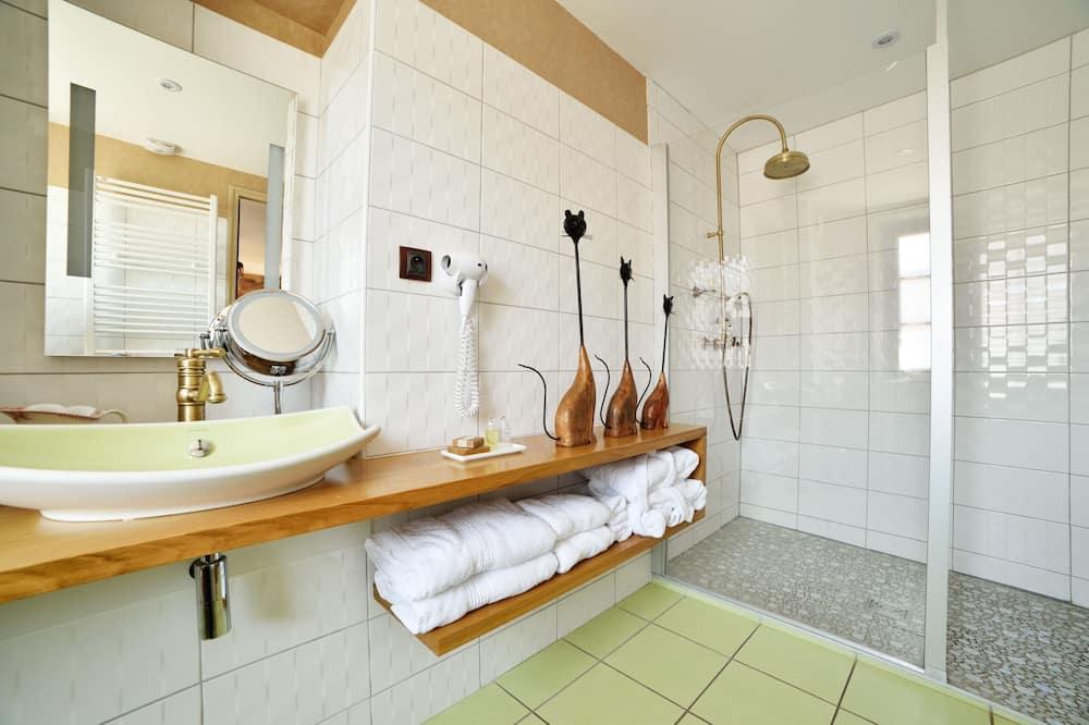 Chambre Double (Adele) - Salle de bain
