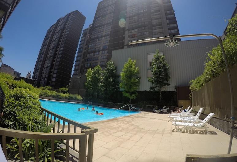 Apartamentos Plaza Bulnes, Форт Сантьяго