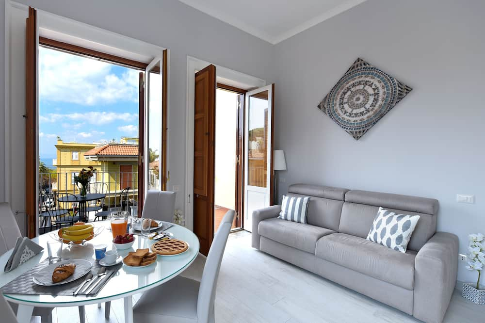 Appartement, 2 slaapkamers, Balkon - Woonruimte