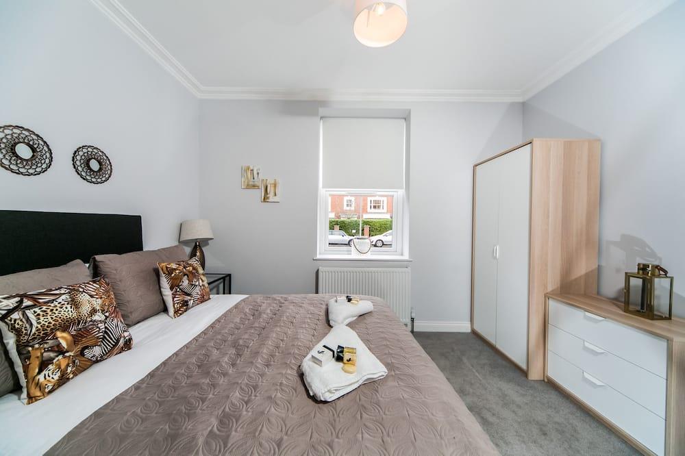 Căn hộ, 1 giường cỡ queen và sofa giường - Phòng