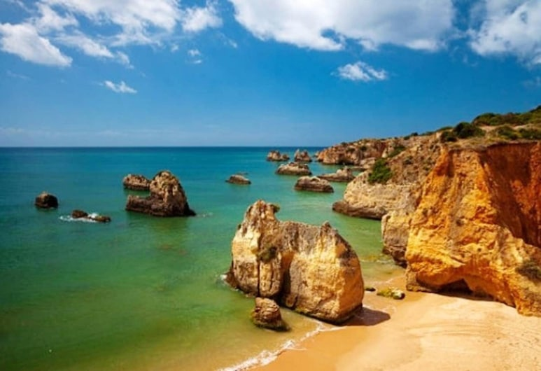Apartment With one Bedroom in Portimão, With Wifi - 250 m From the Beach, Portimao, Pláž