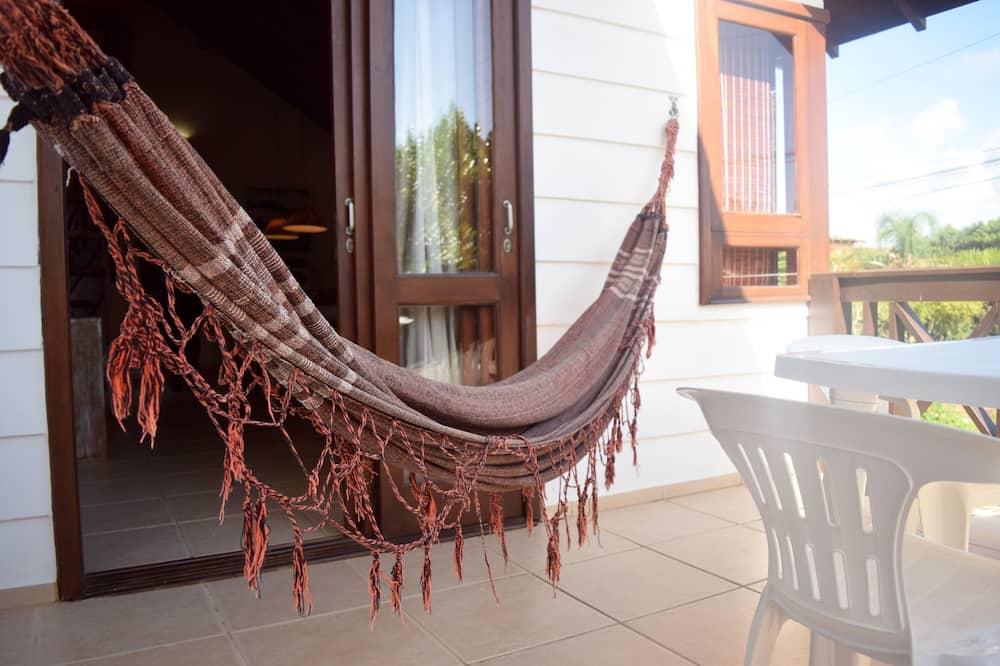 極品客房 (Residencial Sol) - 陽台