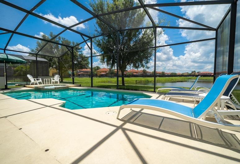 Bella Vida Resort Luxury Pool Home Game Room View!, Kissimmee, House (Bella Vida Resort Luxury Pool Home Ga), Pool