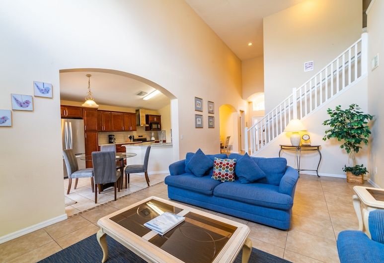 Emerald Island Resort-elite Vacation Homes 87218, Kissimmee, Living Room