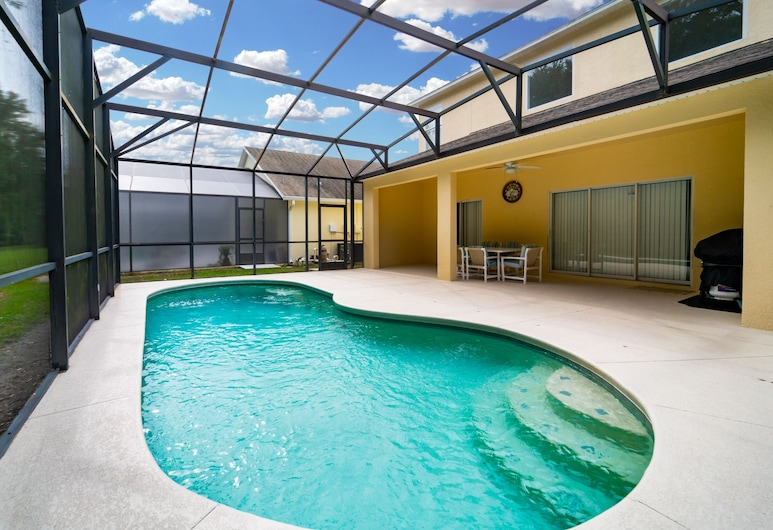 1219 Gorgeous Home 3-mastersgames Roomhot Tub, Kissimmee
