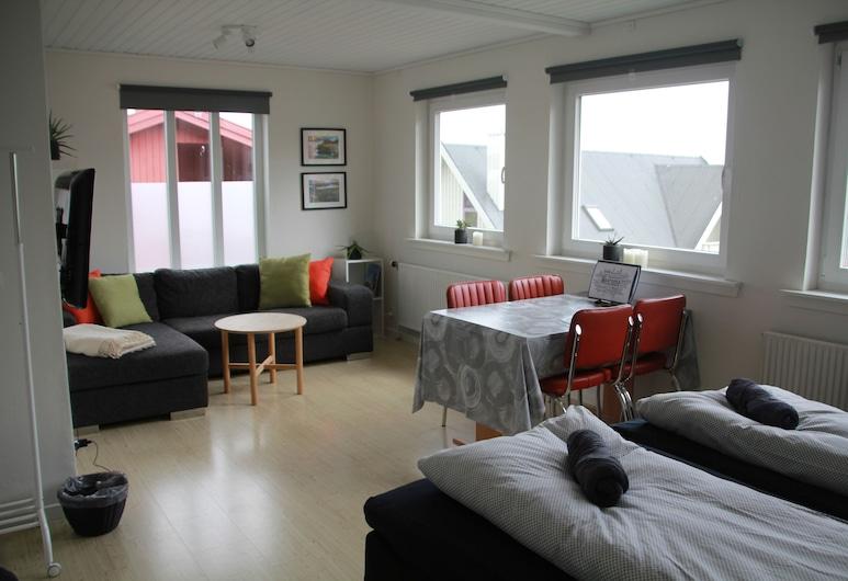Nordic Inn Thorshavn, Torshavn, Family Quadruple Room, Shared Bathroom (3), Guest Room