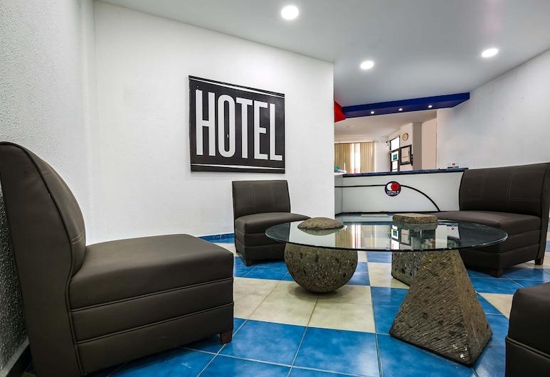 Hotel Casa Blanca, Morelia, Lobby