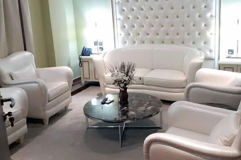 特色套房 - 客廳