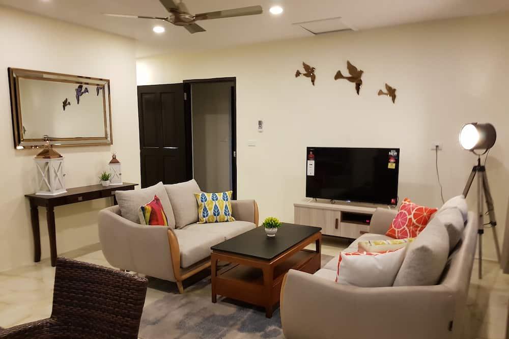 Departamento ejecutivo - Sala de estar