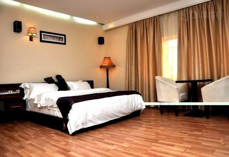 Southern Star Hotel & Towers, Port Harcourt, Rom – standard, Gjesterom