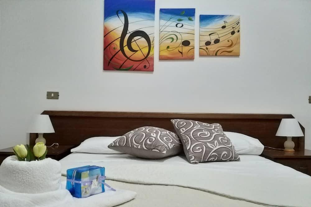 Lejlighed - 1 soveværelse (Musica) - Værelse