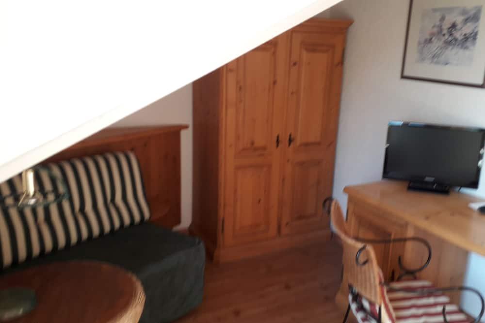 غرفة عادية مزدوجة للاستخدام الفردي - منطقة المعيشة