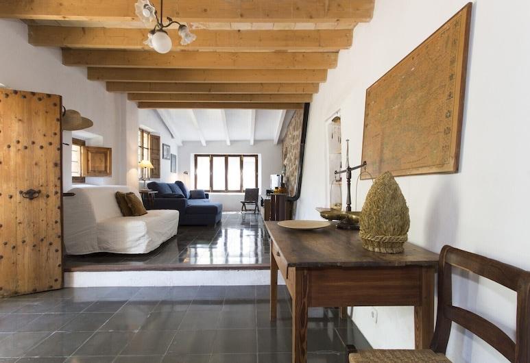 Villa ES Coco Soller, Soller, Vila, 1 spálňa, fajčiarska izba, terasa, Obývačka