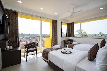 卡蘭古特Sairaj Beach Resort的圖片