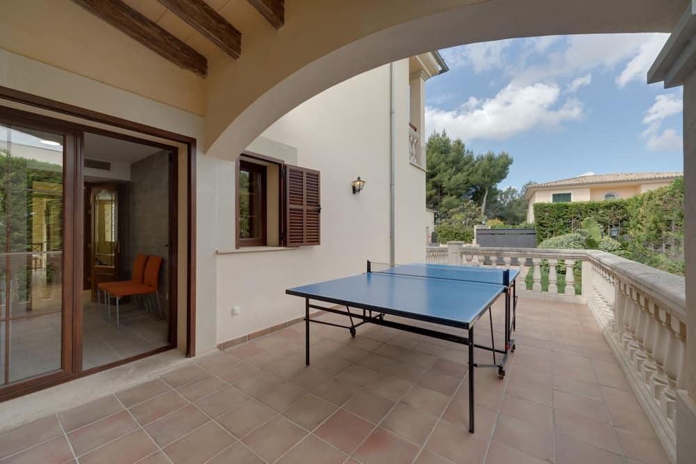 Villa, 5 habitaciones, piscina privada - Terraza o patio