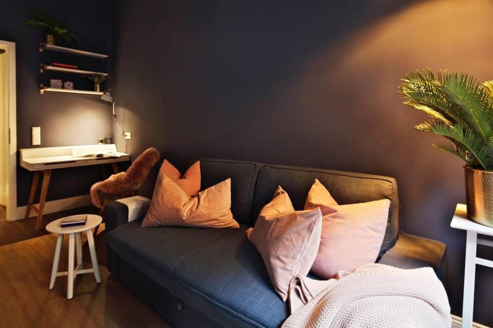 Дизайнерська студія, 1 спальня (Blue, incl. EUR 35 cleaning fee) - Житлова площа