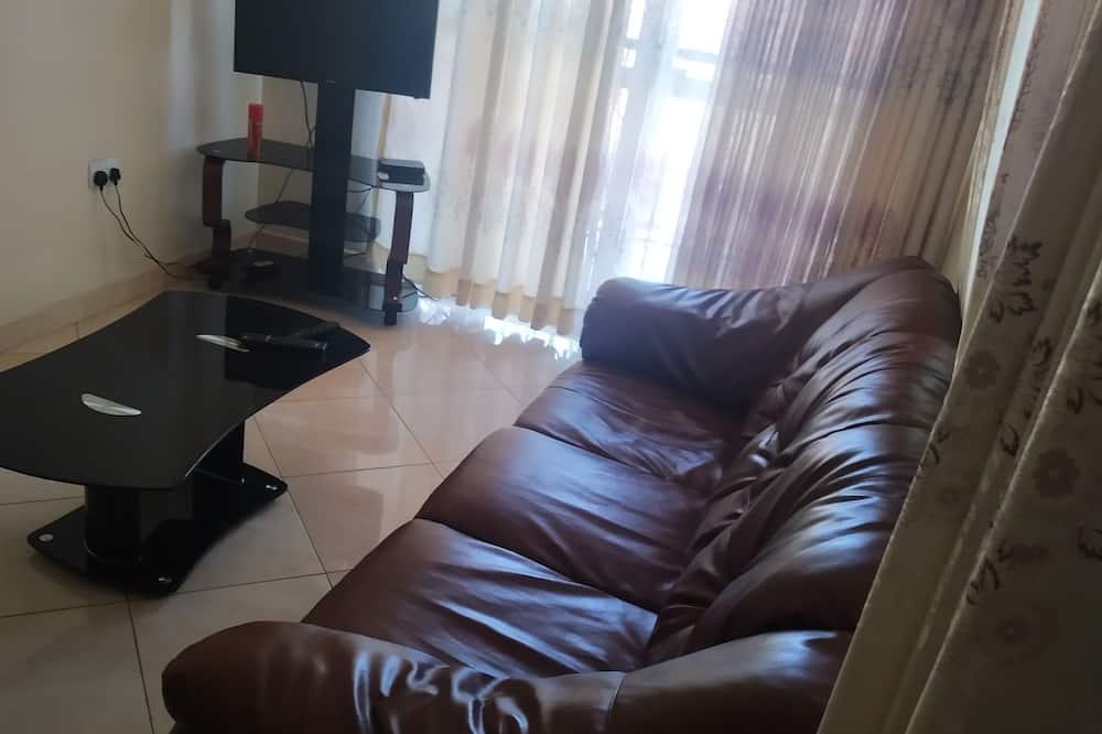 Căn hộ Deluxe, Quang cảnh thành phố - Khu phòng khách