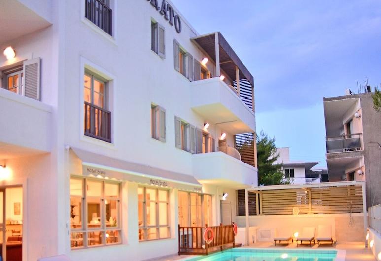 Erato Hotel, Egina