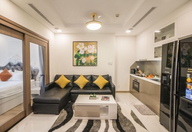 Saliza Sky Luxury - Landmark 81 Tower, Ho Chi Minh, Külaliskorter, 1 magamistoaga, Lõõgastumisala