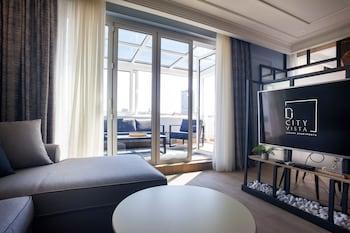 Belgrad bölgesindeki Dj City Vista Luxury Apartments resmi