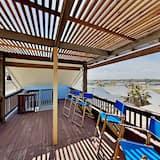 Domek, 3 ložnice - Balkón