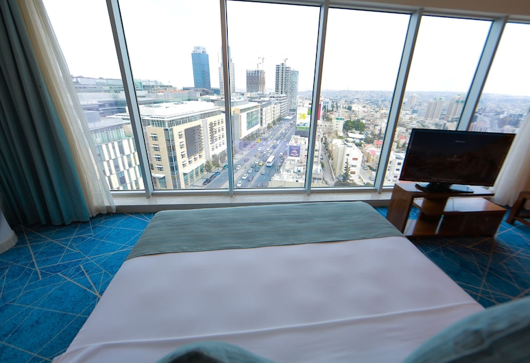 Coral Tower Hotel by Hansa, Amman, Suite Junior, Chambre