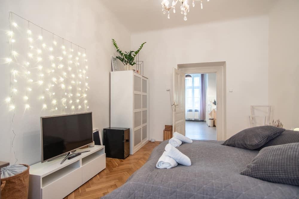Апартаменти, багатомісний номер (Letohradska 32) - Житлова площа