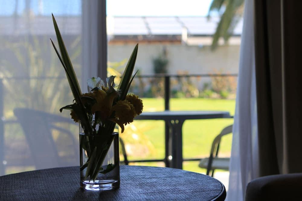 Deluxe Double or Twin Room, Garden View - Garden View