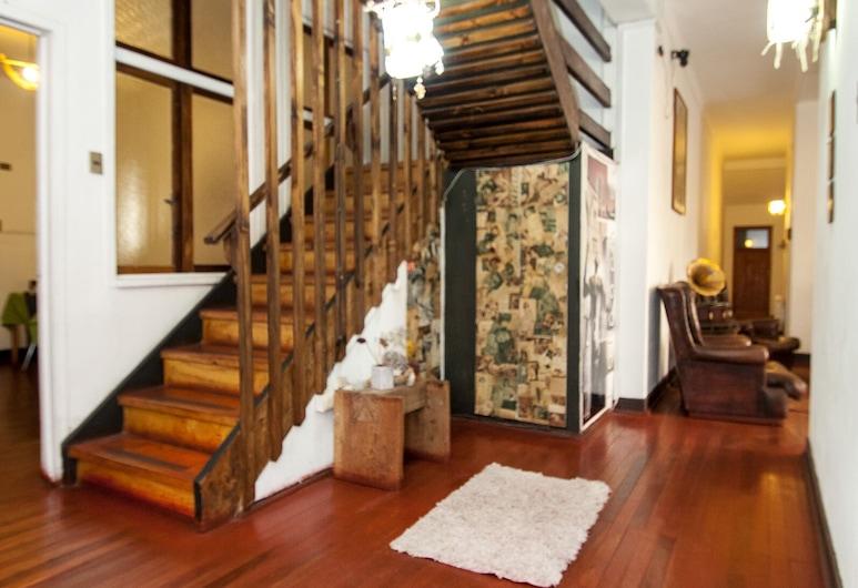 Hotel Kolping Valparaiso, Valparaíso, Zona de estar